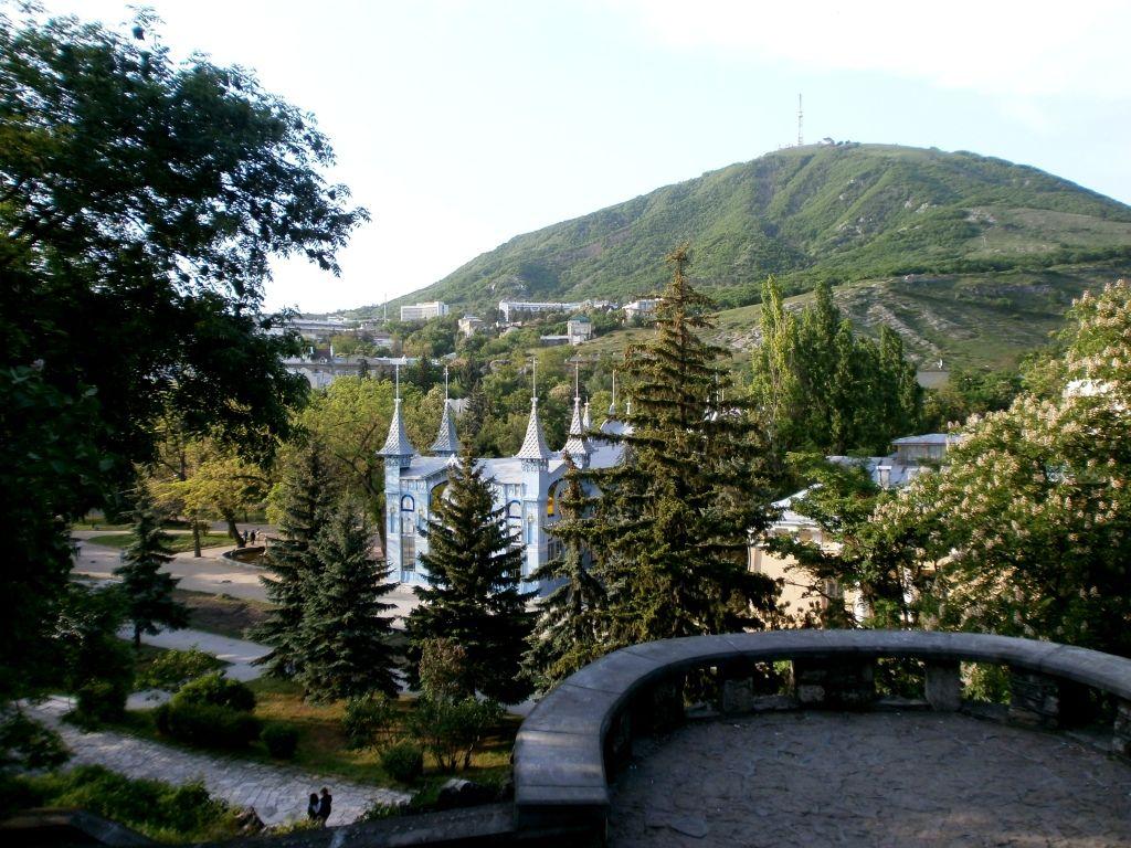 Пятигорск-Грозный -Кисловодск